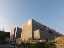 香芝生喜病院新築工事